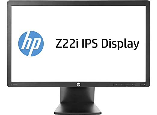 "HP  Ecran PC 21.5"" Led Ips 1920x1080 16:9"