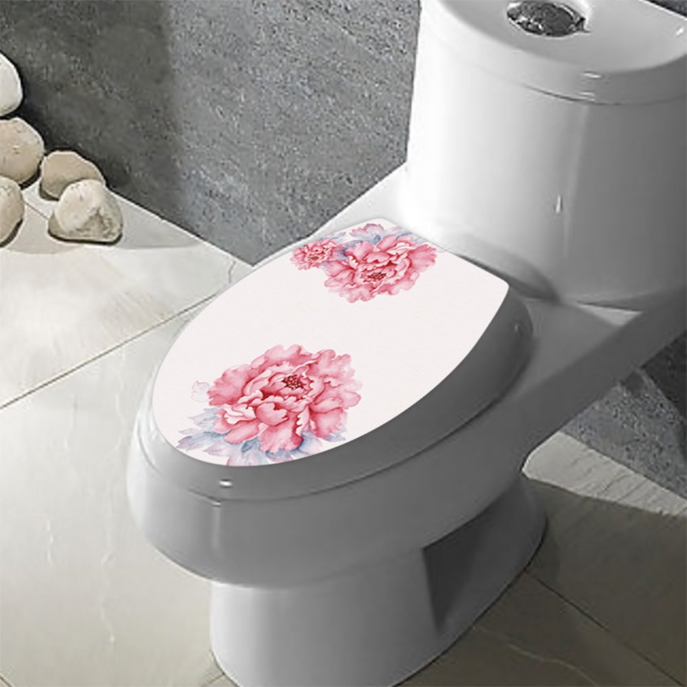 Floral Toilet Seats And Floral Toilet Seat Covers | Funky Toilet Seats