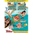 Jake et les pirates du pays imaginaire : Le retour de Peter Pan (Bilingual) [DVD + Digital Copy]