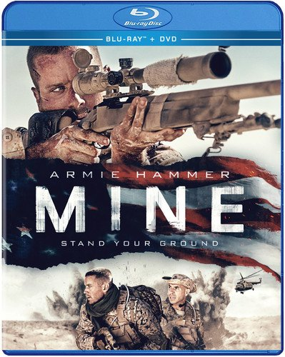 Blu-ray : Mine (With DVD, 2 Disc)