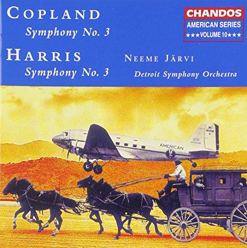 Roy Harris: Symphony No. 3 / Aaron Copland: Symphony No. 3 (Roy Harris Symphony 3 compare prices)