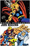 Marvel Visionaries: John Buscema (0785121617) by Stan Lee