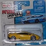 Maisto Fresh Metal Die-Cast Vehicles ~ Lamborghini Huracan LP 610-4 (Yellow)
