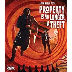 Property is No Longer a Theft [Blu-ray]