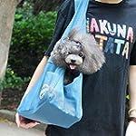 Aodoor Style classique petit chien Bl...