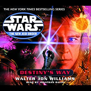Star Wars: The New Jedi Order: Destiny's Way Audiobook