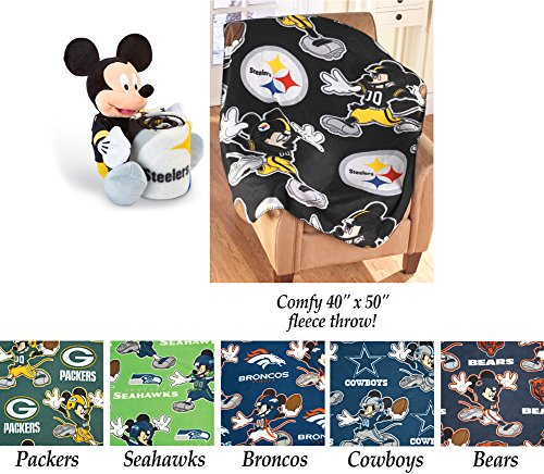 Mickey Mouse Blanket Throw