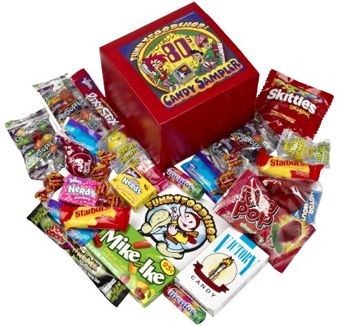 Funkyfoodshop's Totally 80s Candy Sampler
