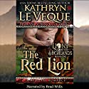 The Red Lion: Highland Warriors of Munro, Book 1 Hörbuch von Kathryn Le Veque Gesprochen von: Brad Wills