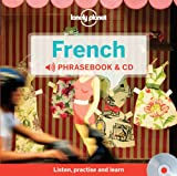 Lonely Planet French Phrasebook and Audio CD