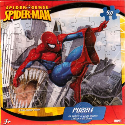 Spider-Man Puzzle 48 Piece - 1