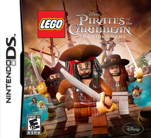 LEGO Pirates of the Caribbean - Nintendo DS - 1