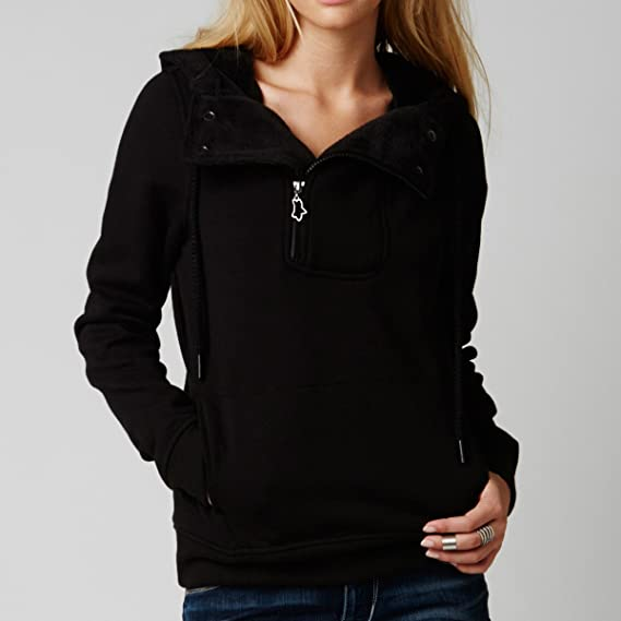 Fox Racing Girls Perfect Lush Hoody Pullover Sweatshirt