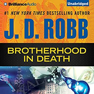 Brotherhood in Death Audiobook