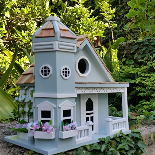 springfield-flower-cottage-birdhouse-is-a-beautiful-sky-blue-with-white-trim-charming-wood-birdhouse