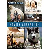 Family Adventure Collector's Set: Spirit Bear/Sign of the Otter/Spirit of the Eagle/White Fang [Import]