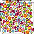 Paperproducts Design Pebbles Coaster Set, Set of 4