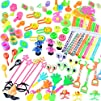 New 24 Kinds Of Party Favor Toy Assortment Pack of 120 Pc