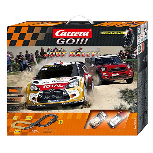 Carrera - Circuito GO!!! Just Rally, escala 1:43 (20062345)