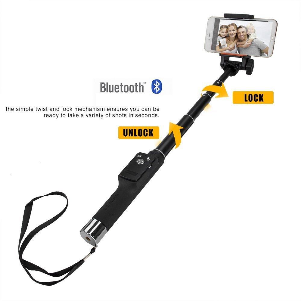 YUNTENG YT-888 YT888 Extendable Selfie Stick Monopod With
