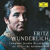 Wunderlich - Complete Studio Recordings on Deutsche Grammophon [32 CD]