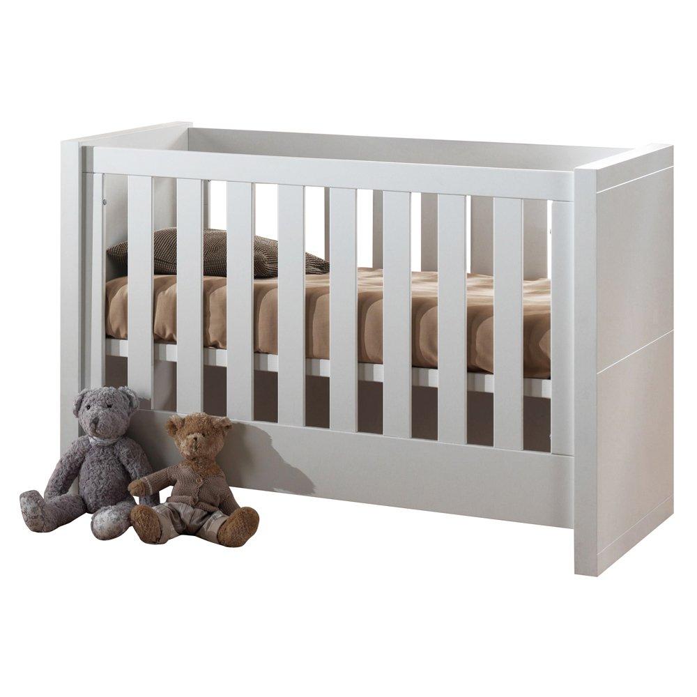 Baby-Bett Lara mit höhenverstellbarem Lattenrost