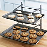 HIC Brands that Cook 4-Tier Cooling Rack