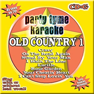 Party Tyme Karaoke: Old Country