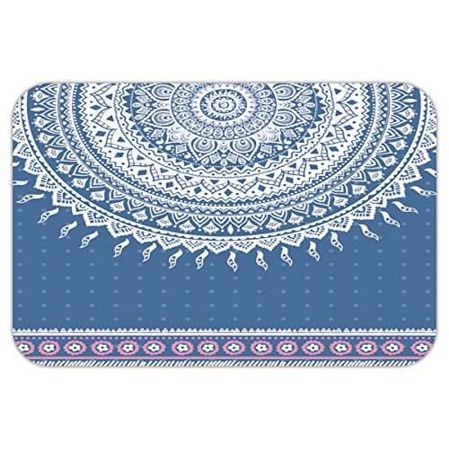 iPrint Co., LTD. Custom Indoor/Outdoor/ Bathroom/Kitchen/Workstations Doormat Mat Rug,Stylish,Decorative,Unique,Cool,Fun,Funky.Style 020 (Carpet Cleaner Coupon compare prices)