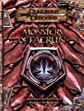 Monster Compendium: Monsters of Faerun (Dungeon & Dragons d20 3.5 Fantasy Roleplaying) (0786918322) by Wyatt, James