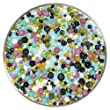 Peacock Designer Mix Frit Balls - 90COE - Made from Bullseye Glass