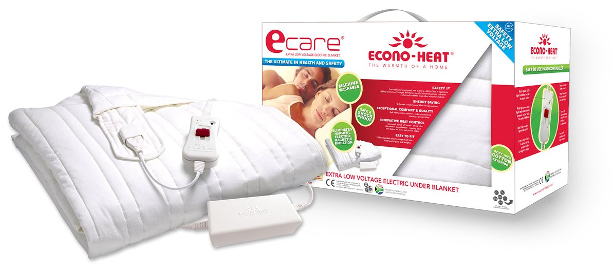 eCare EB152D Extra Low Voltage Electric Blanket Single/ Queen Size       reviews