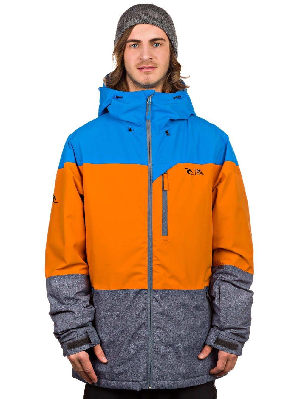 Rip Curl Enigma Printed Snow Jacket – Brilliant Blue günstig online kaufen