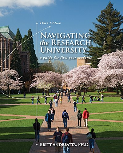 Csfi 2.0 Access For Andreatta'S Navigating The Research University: A Guide For First-Year Students [Instant Access] front-859239