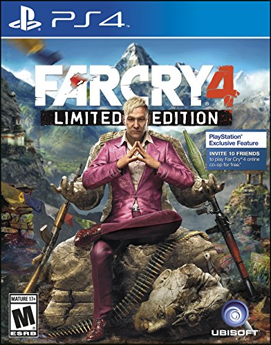 Best Far Cry 4 - PlayStation 4