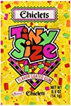Chiclets Tiny Size Gum, 0.5-Ounce Bag…