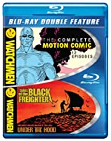 Watchmen The Complete Motion Comic Watchmen Tales Of The Black Freighter Under The Hood Bd Dbfe Blu-ray