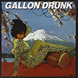 Tonite The Singles Bar : Gallon Drunk  - CD Album