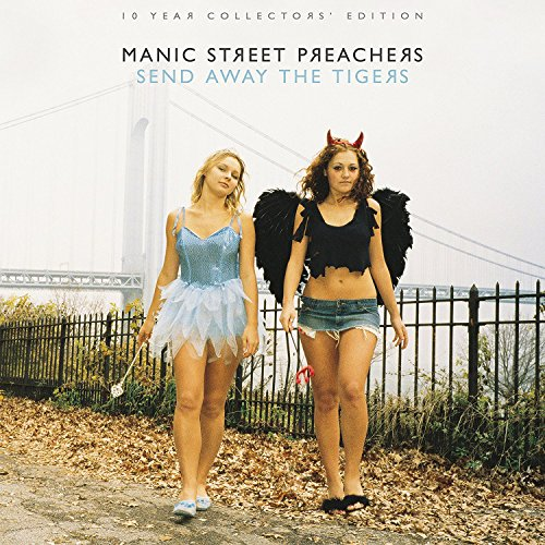 CD : Manic Street Preachers - Send Away The Tigers 10 Year Collectors Edition (With DVD, Collector\'s Edition, 3 Disc)