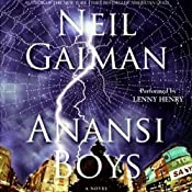 Anansi Boys | [Neil Gaiman]