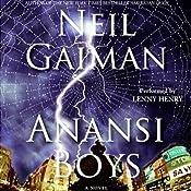 Anansi Boys | [Neil Gaiman]