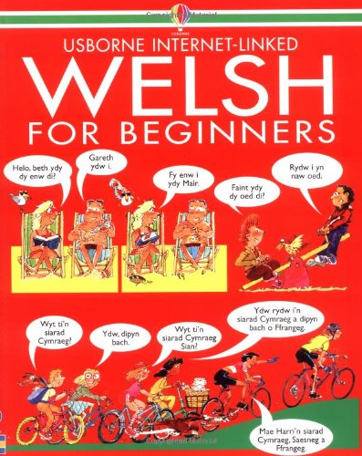Welsh for Beginners (Language for Beginners)