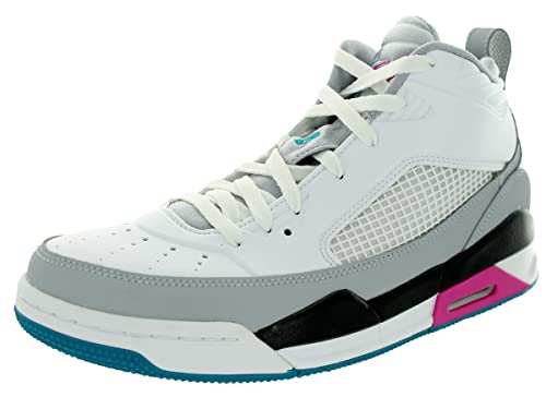 705a9c64628e3a Wholesale Jordan Retro Team Iso Mens Basketball Shoes White Grey Black 34440 -699
