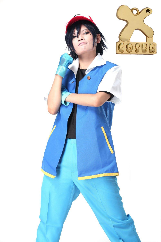Pokemon Ash Ketchum Costume Pokemon Ash Ketchum Jacket
