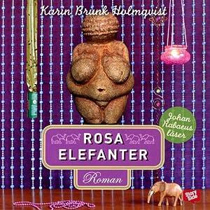 Rosa elefanter [Pink Elephants] | [Karin Brunk-Holmqvist]