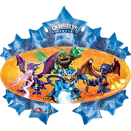 "35"" party BALLOON new SKYLANDERS giants FAVORS fun VHTF - 1"