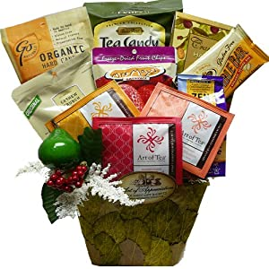 Art of Appreciation Gift Baskets To Your Health and Wellness All Natural Gourmet Food Gift Basket