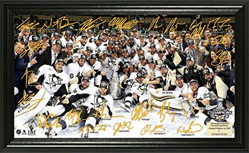 how to get pittsburgh penguins autographs