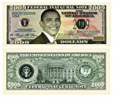 Barack Obama 44th President Collectors 2009 FEDERAL INAUGURAL NOTE 2009 Dollar Bill
