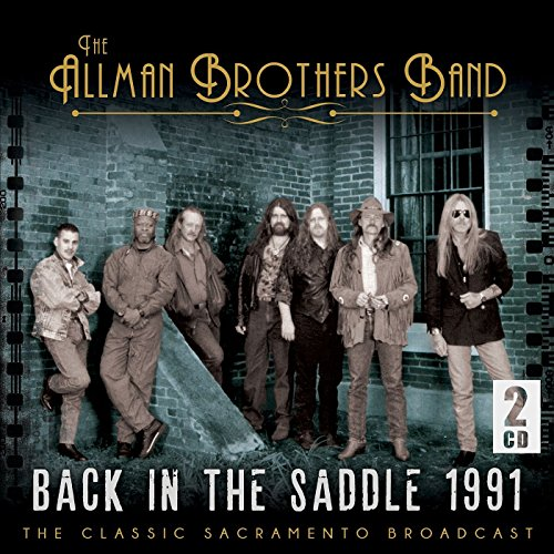 BACK IN THE SADDLE (LIVE 1991) 2CD